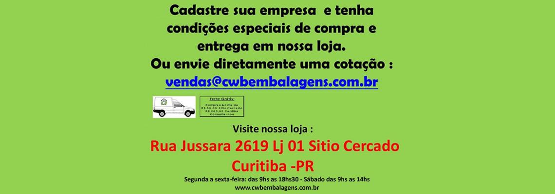 Artigos para Festas em Curitiba