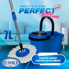 BALDE MOP PERFECT 3 REFI  - INOX