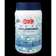 DICLOROBEL  CLORO ESTABILIZADO  - POTE 1 KG